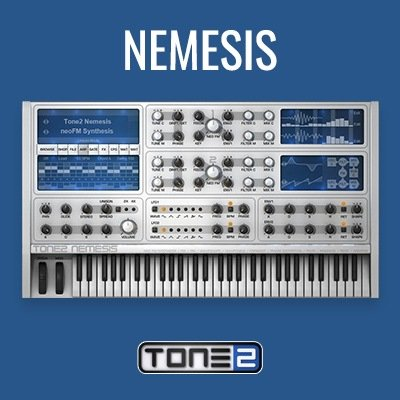 Tone2 - Nemesis VST Software Synthesizer