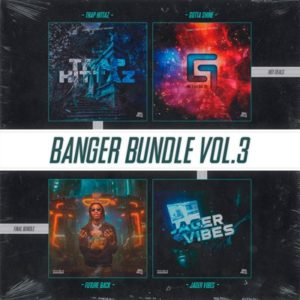 Double Bang Music - Banger Bundle 3 Pack