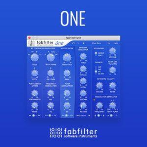 FabFilter One VST Plugin