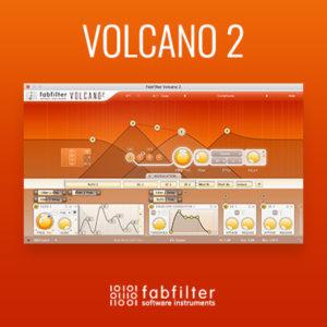 FabFilter - Volcano 2 VST Plugin