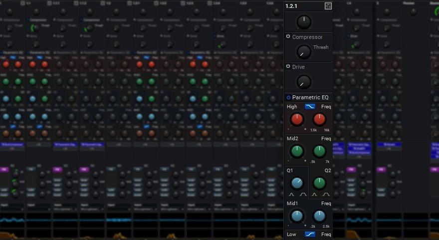 Mixcrtaft 9 Mixer