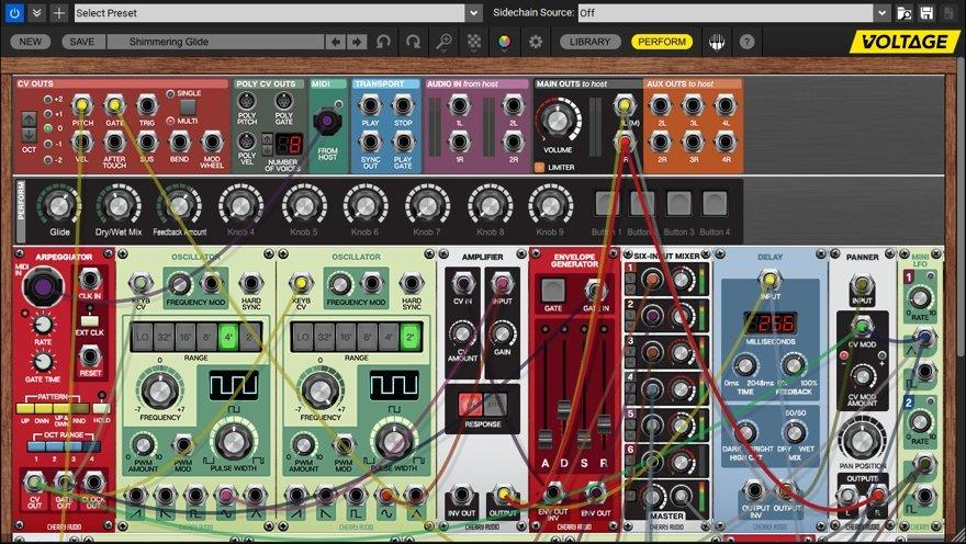 Mixcrtaft 9 Voltage Modular Ignite Synth - Eurorack Modules
