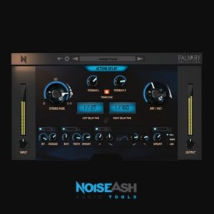 NoiseAsh - Action Delay Effect VST Plugin