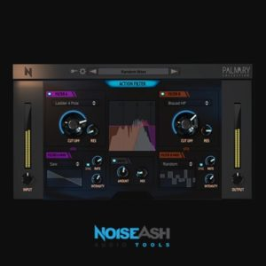 NoiseAsh Action Filter VST Plugin