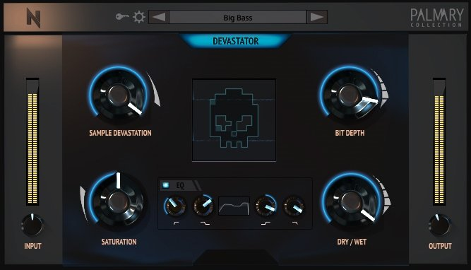 NoiseAsh - Devastator VST Lo-Fi Effect Plugin