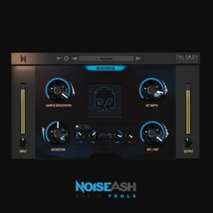 NoiseAsh - Devastator VST Plugin Bit Crusher Lo-Fi Effect