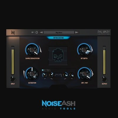 NoiseAsh - Devastator VST Plugin Bit Crusher Lo-Fi Effect