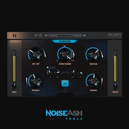 NoiseAsh - FrozenVerb VST Plugin