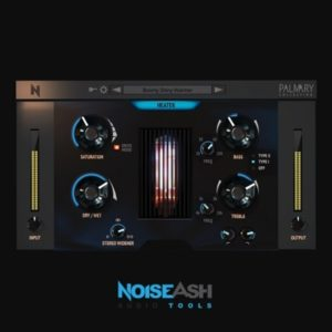 NoiseAsh - Heater VST Plugin Effect