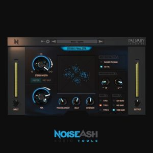 NoiseAsh - Stereo Finalizer VST Plugin