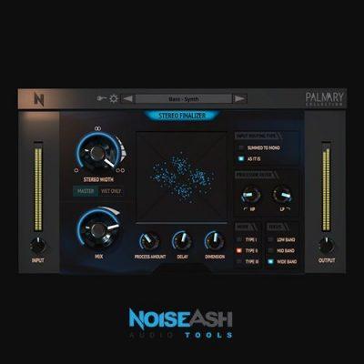 NoiseAsh - Stereo Finalizer VST Plugin