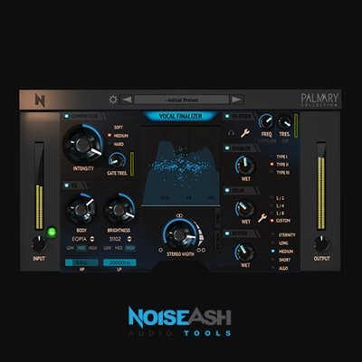 NoiseAsh - Vocal Finalizer Vocal VST Effect Plugin