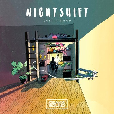 Osaka Sound - Nightshift - Lofi Hip Hop Loops Pack