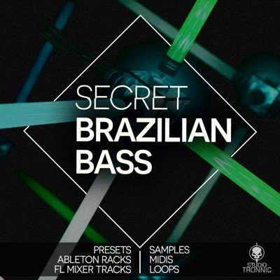 Secret Brazilian Bass Loops, Samples, MIDI Loops