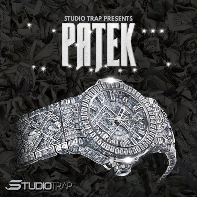 Studio Trap - Patek - 5 Beats Pack