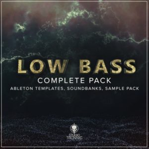 Studio Tronnic - Low Bass Complete EDM Sound Pack