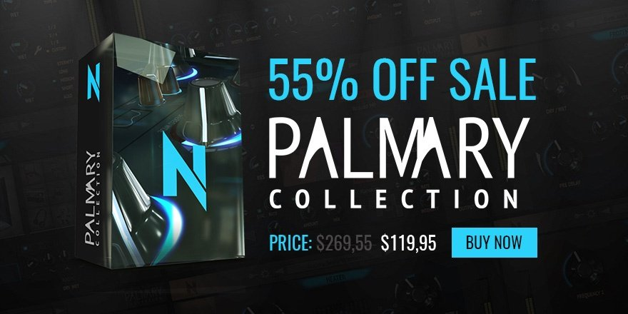 Palmary Collection Sale 55% Off
