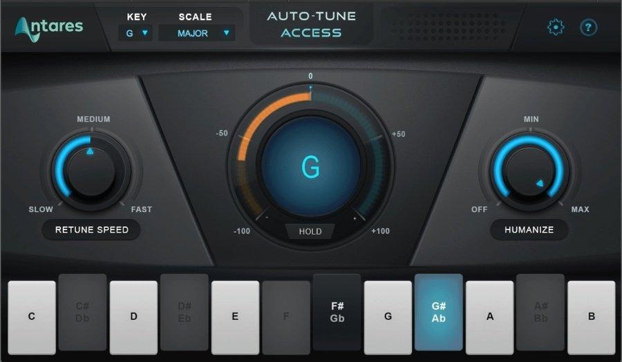 Antares Auto-Tune Access VST Plugin