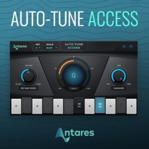Auto-Tune Access VST Plugin