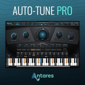 Auto-Tune Pro Vocal Pitch VST Plugin