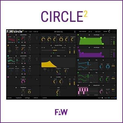 FAW Circle 2 VST Synth Plugin