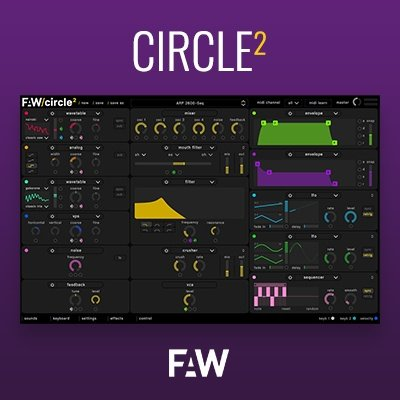 FAW Circle2 Synth VST Plugin