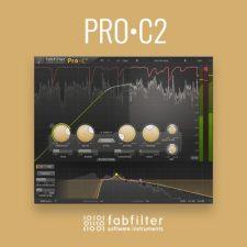 FabFilter Pro-C2 Compressor Plugin