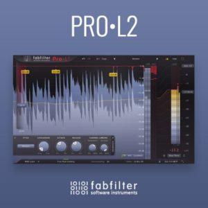 FabFilter Pro-L2 Limiter VST Plugin