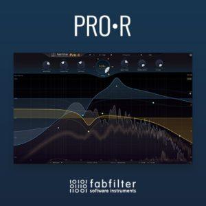 FabFilter Pro-R Reverb Plugin