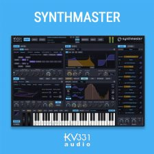 KV331 Synthmaster 2.9 VST Plugin