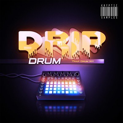 Kryptic Samples - Drip Trap Drum Kit