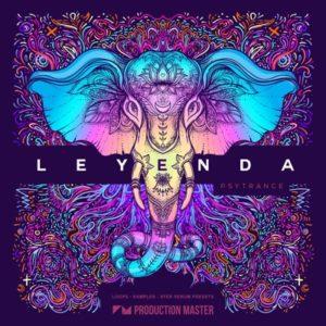 Leyenda - Psytrance Loops Samples Serum Presets