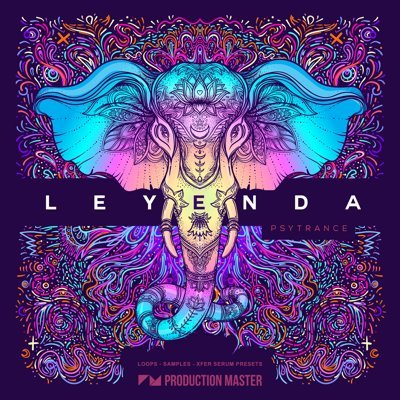 Leyenda - Psytrance Loops Samples Serum Presets