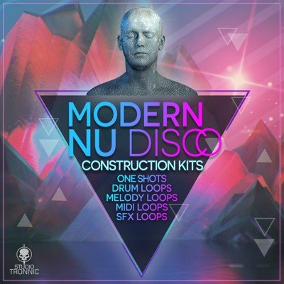 Modern Nu Disco Kits, Loops, Samples