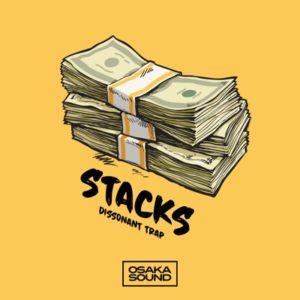 Osaka Sound - Stacks - Dissonant Trap Loops Pack