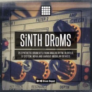 SiNTH DRoMS – Synth Drum Kit