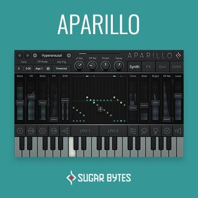 Sugar Bytes - Aparillo - VST Synth Plugin