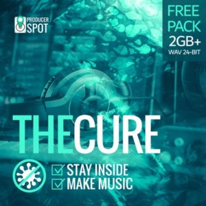 The Cure - Free Sample Pack 2020