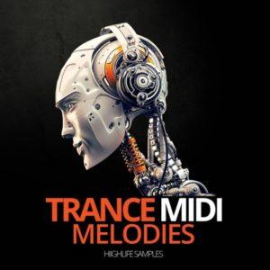 Trance MIDI Melodies - MIDI Loops Pack