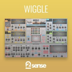 Wiggle VST Synth Plugin