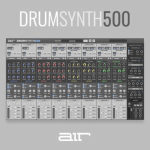 AIR Music Drumsynth500
