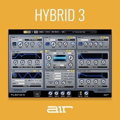AIR Music - Hybrid3 VST Synth