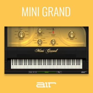 AIR Music Mini Grand Piano VST Instrument