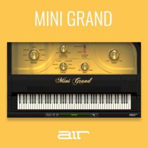 AIR Music Mini Grand Piano VST Instrument