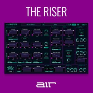 AIR Music The Riser
