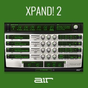 AIR Music Xpand! VST Instrument