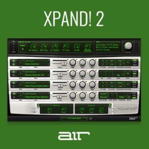 AIR Music Xpand! VST Instrument