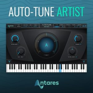 Antares Auto-Tune Artist VST Plugin
