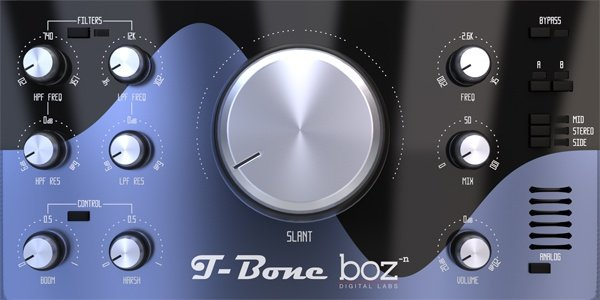 Boz Digital T-Bone EQ Plugin