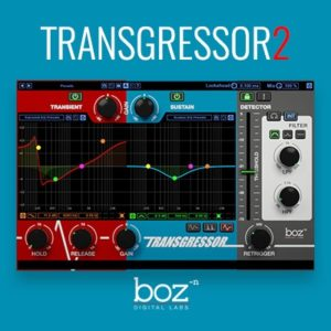 Boz Digital - Transgressor 2 VST Plugin